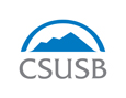 California State University, San Bernardino - Property Management Logo